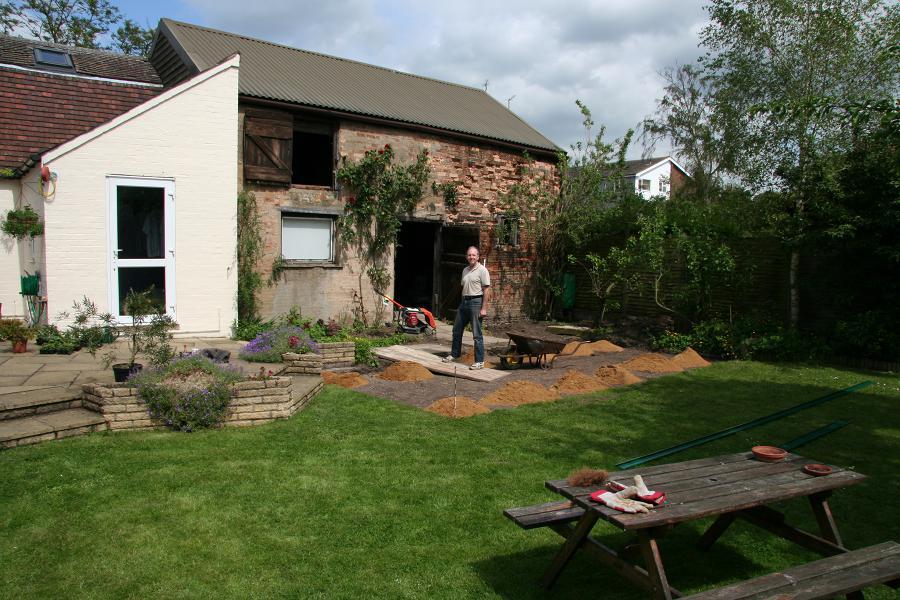 Pembroke House Barn