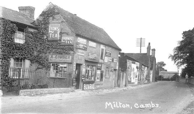Arthur Conder's Grocers Shop