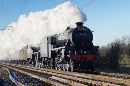 Cathedrals Express Passes Milton