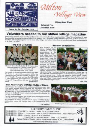 VV Issue 94 Oct 2010
