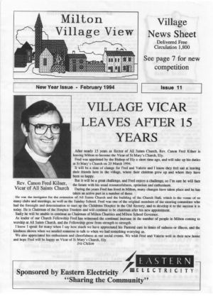 VV Issue 11 Feb 1994