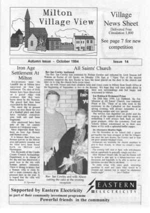 VV JC Issue 14 Oct 1994 (1)
