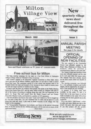 VV JC Issue 2 Mar 1992 (1)