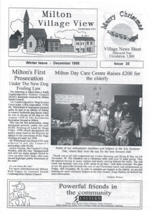VV JC Issue 35 Dec 1998 (1)
