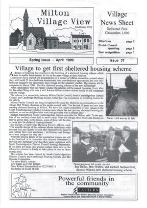VV Issue 37 April 1999