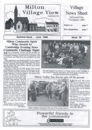 VV JC Issue 38 June 1999 (1)