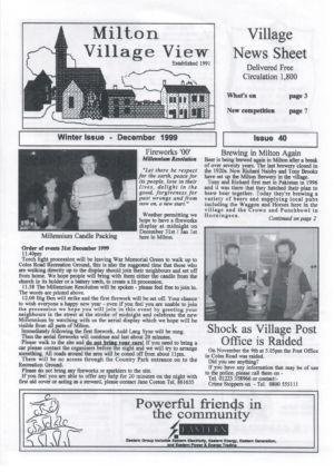 VV JC Issue 40 Dec 1999 (1)
