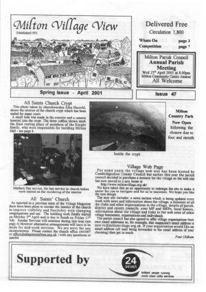 VV JC Issue 47 April 2001 (1)