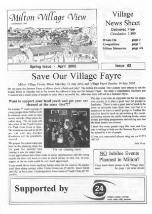 VV Issue 52 April 2002