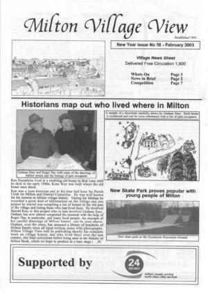 VV JC Issue 56 Feb 2003 (1)
