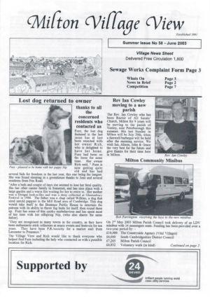 VV JC Issue 58 June 2003 (1)