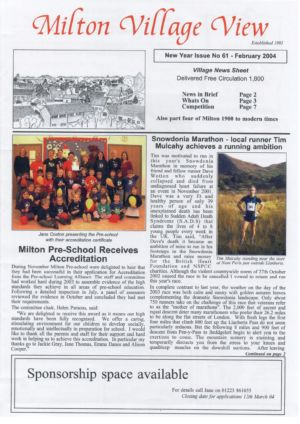 VV Issue 61 Feb 2004
