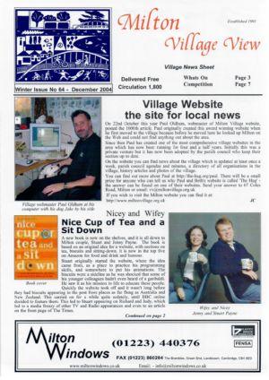 VV JC Issue 65 (64) Dec 2004