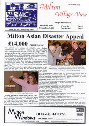 VV JC Issue 66 (65) Feb 2005