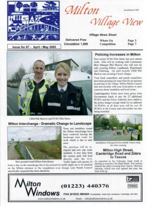VV Issue 67 April-May 2005