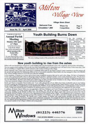 VV JC Issue 72 April 2006 (1)