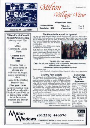 VV Issue 77 April 2007