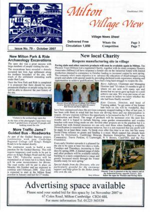 VV Issue 79 Oct 2007