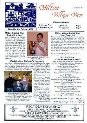 VV Issue 81 Feb 2008