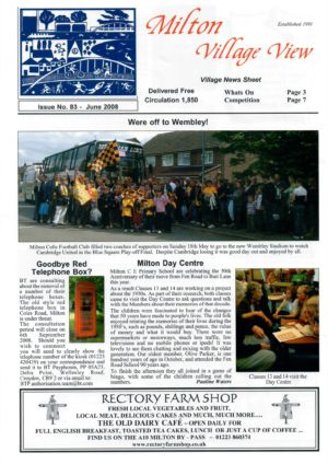 VV Issue 83 June 2008