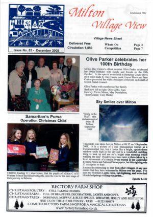 VV Issue 85 Dec 2008