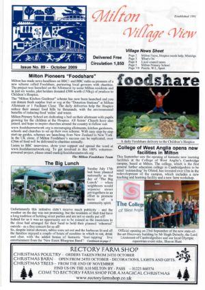 VV Issue 89 Oct 2009
