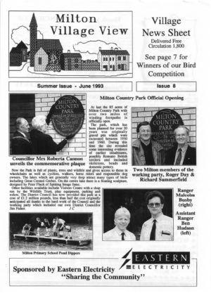 VV JC Issue 8 June 1993 (1)