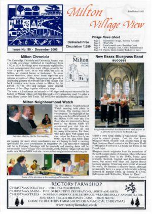 VV Issue 90 Dec 2009