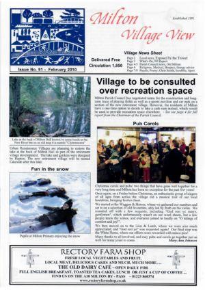 VV Issue 91 Feb 2010