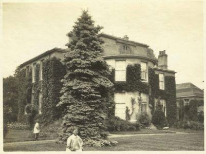 Milton Hall 1922